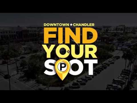 Find Your Spot - Parking in Downtown Chandler