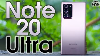 NOTE 20 ULTRA by Samsung [Hardware Beast with Strange Compromises]