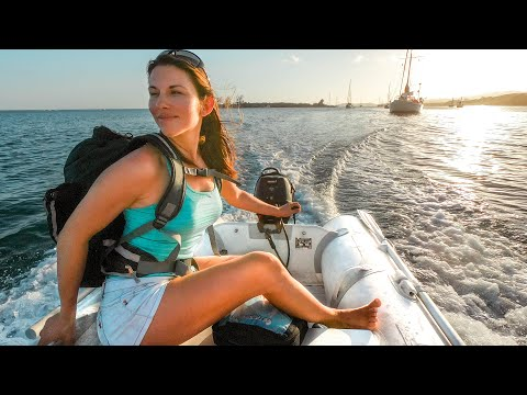 Maintaining our Sailing Lifestyle | Our Outboard Engine | S04E07