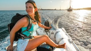 Maintaining our Sailing Lifestyle   Our Outboard Engine   S04E07