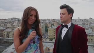 Интервью с гостями Ведущий Василий Киров