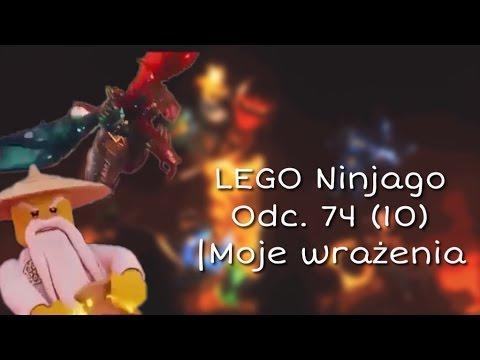 Lego Ninjago Odcinek 74 10 Moje Wrażenia Youtube