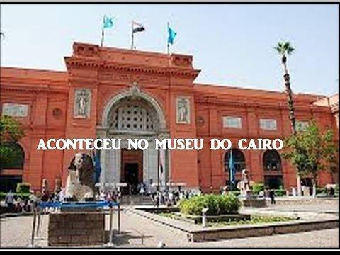 FATOR PARANORMAL CAP78-ACONTECEU NO  MUSEU DO CAIRO
