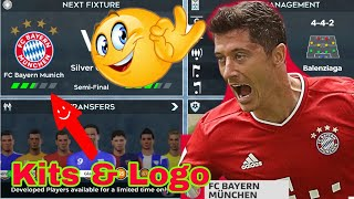 ... make new kits and logo of fc bayern munich team for dream league soccer 202...