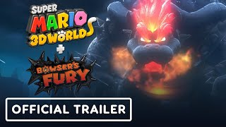 Super Mario 3D World + Bowser's Fury - Official Trailer 2