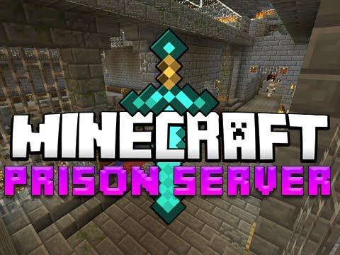prison escape minecraft server