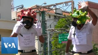 Indian Police Dance, Wear 'Cor…
