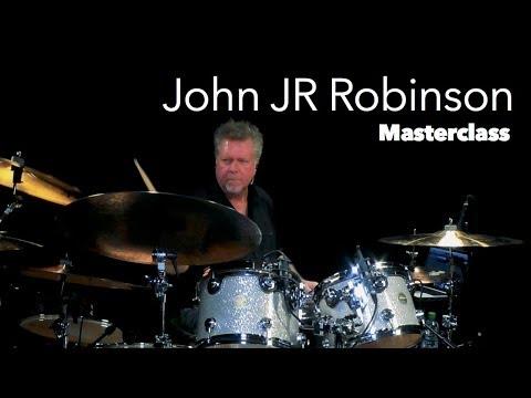 John JR  Robinson plays Change The World + Masterclass (OnlineLessons.tv)