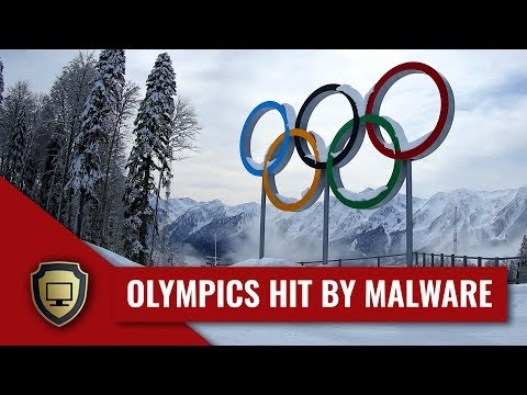 Olympic Destroyer   Malware Attacks Winter Olympics