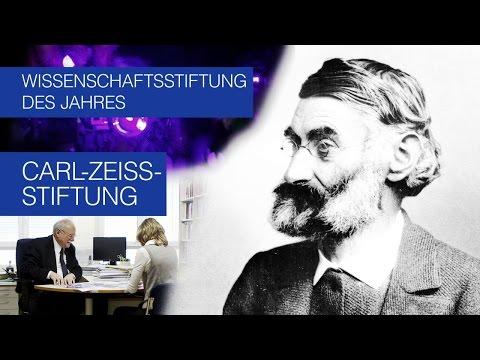 Carl-Zeiss-Stiftung - Stiftung des Jahres
