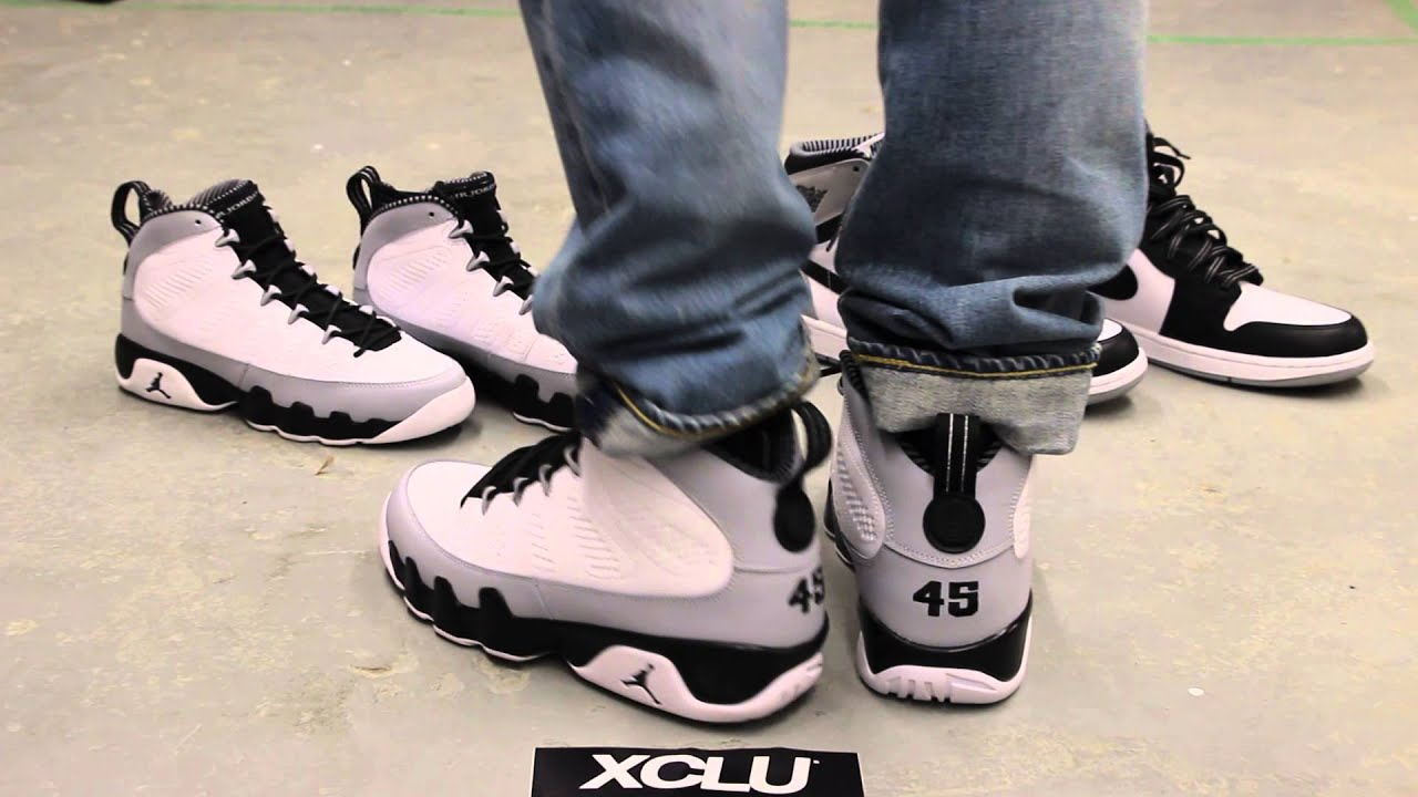 Air Jordan IX (9) Retro-55