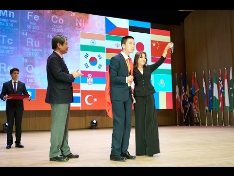 Official closing ceremony of the 47th International Chemistry Olympiad