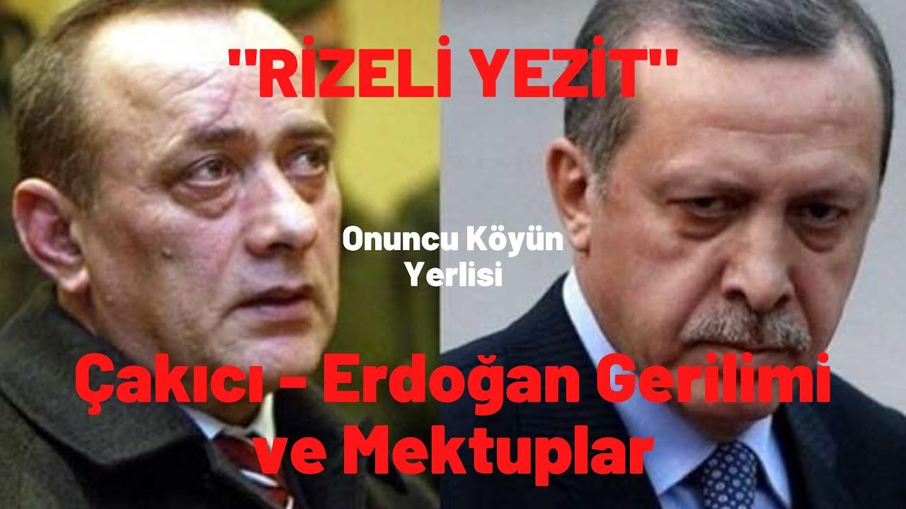 Alaattin Çakıcı - Recep Tayyip Erdoğan Gerilimi ve Erdoğan'a Yazılan Mektuplar #siyaset #bahçel