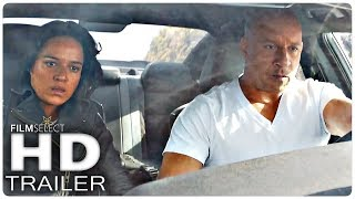 FAST AND FURIOUS 9 Super Bowl Trailer (2020)