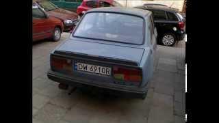Stare samochody cz.1