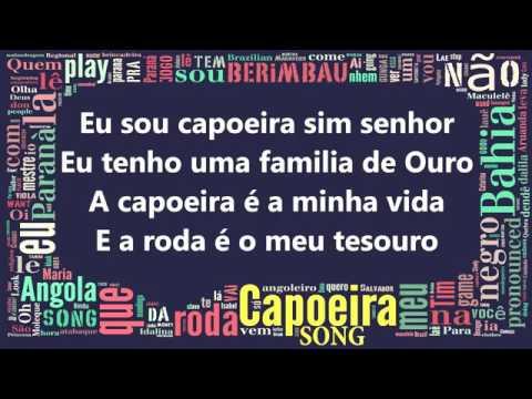 musica de capoeira eu sou movido pela capoeira