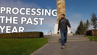 Road Trip to Astoria & Seaside Oregon + Astoria Column + Processing the Past Year