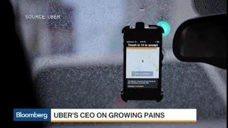 The Road Ahead: Uber CEO Travis Kalanick Speaks