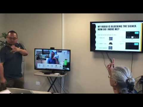 NTouch SVRS Workshop With Karl - 8/22