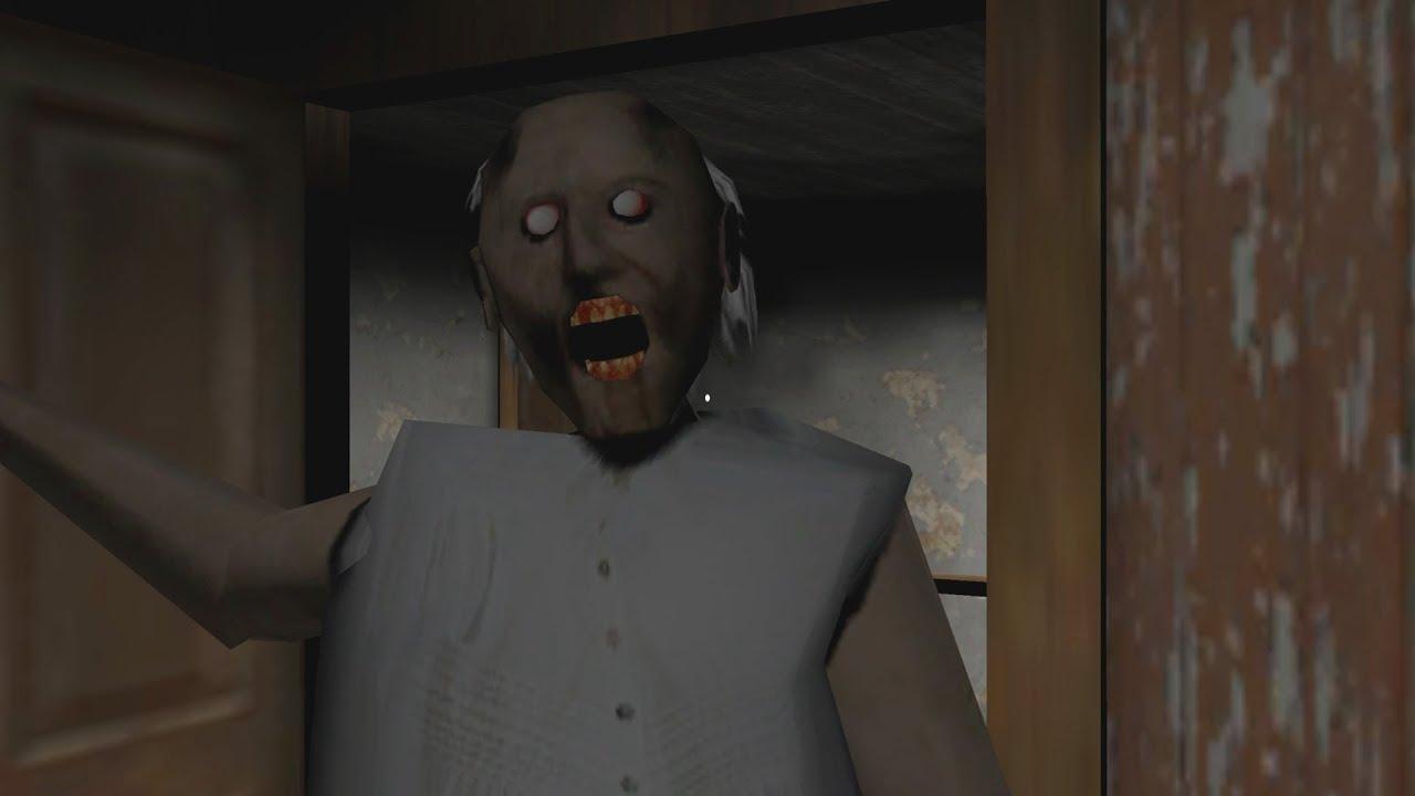 Scary Granny 17