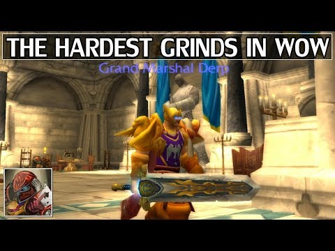 The Hardest Grinds in World of Warcraft - Episode 2