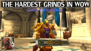 The Hardest Grinds in World of Warcraft - Episode 2