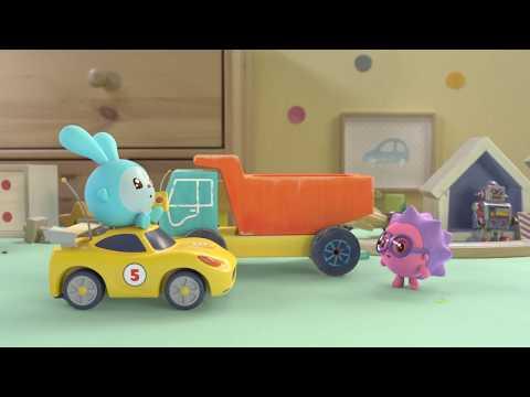 Малышарики | Весёлые серии | Сборник мультфильмов для детей 😍😱