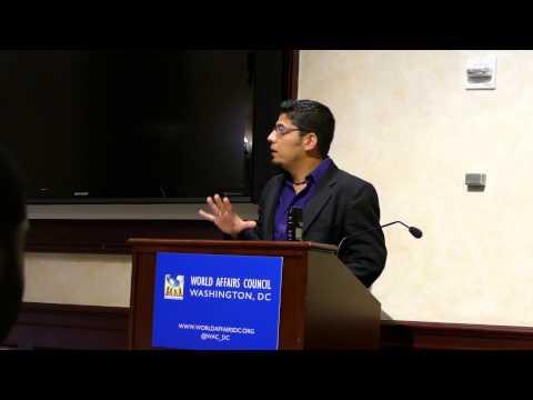 The Importance of Empowering Youth Around the World - Ashok Regmi