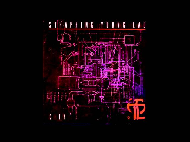 Velvet Kevorkian & All Hail The New Flesh - Strapping Young Lad