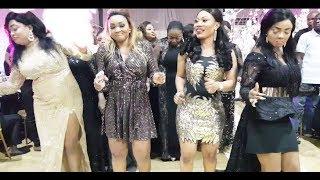 See Kemi Afolabi,Iyabo Ojo,Mercy Aigbe's Legwork & ShakuShaku As Zanzee Steps Out In Her 3rd Outfit