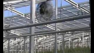 Greenhouse Cooling by Misting