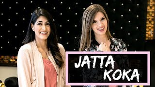 JATTA KOKA   Kulwinder Billa   Bhangra by Christine & Juhee