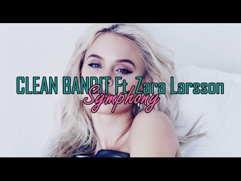 CLEAN BANDIT Ft Zara Larsson  Symphony En Español