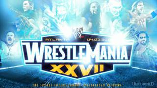 WWE WrestleMania 27 Official Theme Song/