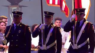 2021 Opening Ceremony National Anthem