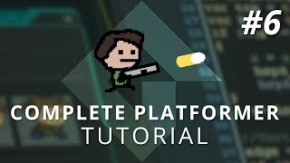 GameMaker Studio 2: Complete Platformer Tutorial (Part 6: Cameras & Tiles)