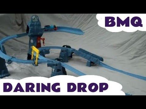Daring Drop Kids Thomas The Tank Kids Toy Train Set Blue Mountain