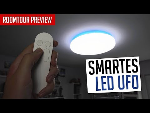 roomtour-preview-+-neue-lampe!-(yeelight-led-deckenlampe)