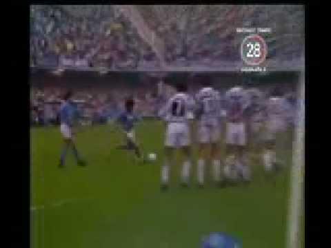 89ee8551d6d25 Napoli Juventus 1 0 1985 1986 Magia di Diego Armando Maradona con  radiocronaca di Enrico Ameri