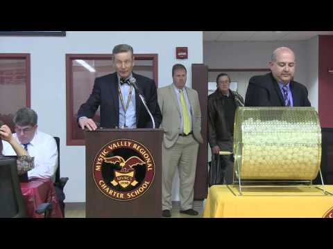 2016 Mystic Valley Regional Charter School Admissions Lottery
