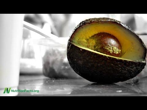 Avocados Lower Small Dense LDL Cholesterol