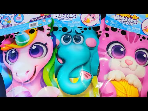 Kids toy videos Unicorn bubbles - Summer fun - Toy Play videos for children - Kids Fun TV #Shorts