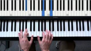 Don't Know Why Piano Lesson - Norah Jones - Int / Adv