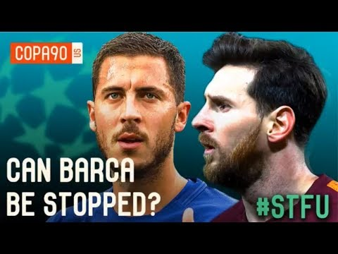 Can Chelsea Actually Stop Messi and Barcelona?