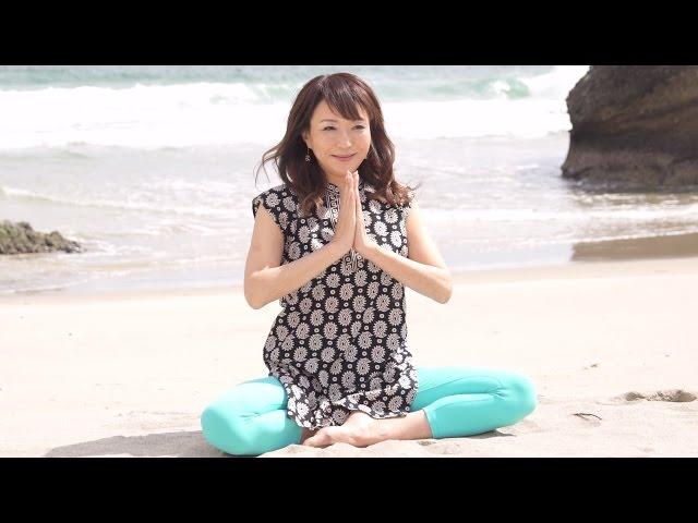チャクラ瞑想STEP1(フル13分) by  シュミッツ千栄子