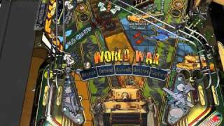 Pure Pinball 2.0 Redux (2005) - all tables gameplay