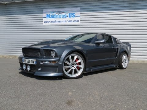 Ford Mustang GT Eleanor 2006