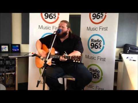 """Matt Andersen """"Alberta Gold"""" live in the Radio 96.5 studio."""
