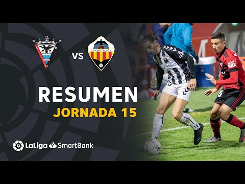 Mirandes Castellon Goals And Highlights