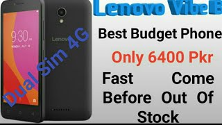 Lenovo Vibe b a2016a40 Unboxing/Review/Lenovo Best Budget Android Mobile In Pakistan Urdu/Hindi